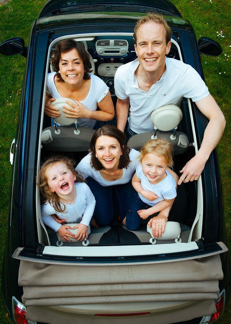 auto loans for the family